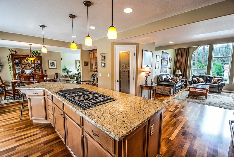 Kitchen The Team | G&G Quality Home | Full-Service Remodel in Florida